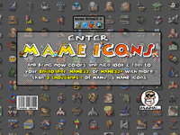 Site personnel, MAMu_'s MAME Icons